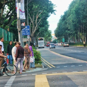 Dari Bangunan Sultan Iskandar Menuju QueenStreet