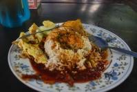 Sarapan Nasi Lemak