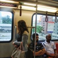 'Mencicipi' LRT Kuala Lumpur
