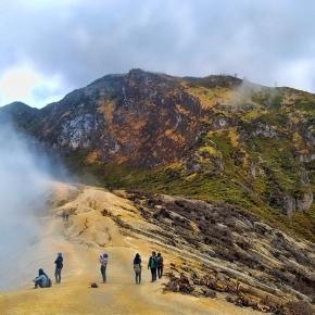 Kawah Ijen, Pesona di Ujung Timur Pulau Jawa(2)