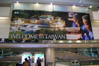 Greeting from Taiwan (Republic of China)