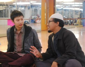 My Taiwanese Friend Converted to Islam
